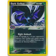 Dark Golbat - 34/109 (Reverse Foil) Thumb Nail