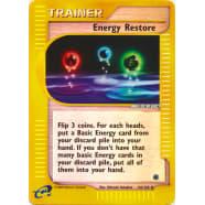 Energy Restore - 141/165 (Reverse Foil) Thumb Nail