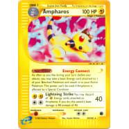 Ampharos - 34/165 (Reverse Foil) Thumb Nail