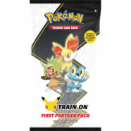 Pokemon - First Partner Booster Pack - Kalos Thumb Nail