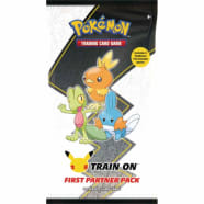 Pokemon - First Partner Booster Pack - Hoenn Thumb Nail