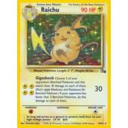Raichu - 14/62 Thumb Nail