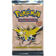 Pokemon - Fossil - Unlimited Booster Pack Thumb Nail
