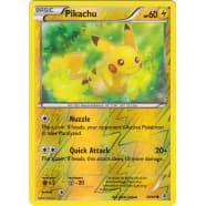 Pikachu - 26/83 (Reverse Foil) Thumb Nail