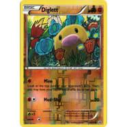 Diglett - 38/83 (Reverse Foil) Thumb Nail