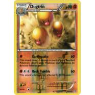 Dugtrio - 39/83 (Reverse Foil) Thumb Nail