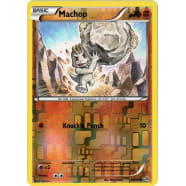 Machop - 40/83 (Reverse Foil) Thumb Nail