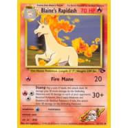 Blaine's Rapidash - 33/132 Thumb Nail