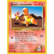 Blaine's Charmander - 60/132 Thumb Nail