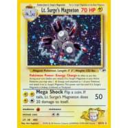 Lt. Surge's Magneton - 8/132 Thumb Nail