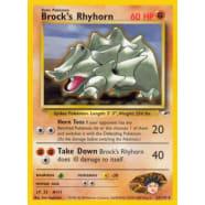 Brock's Rhyhorn - 22/132 Thumb Nail
