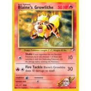 Blaine's Growlithe - 35/132 Thumb Nail