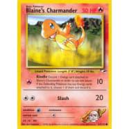 Blaine's Charmander - 61/132 Thumb Nail