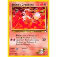 Blaine's Growlithe - 62/132 Thumb Nail