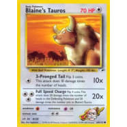 Blaine's Tauros - 64/132 Thumb Nail