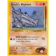Brock's Rhyhorn - 70/132 Thumb Nail