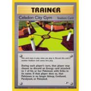 Celadon City Gym - 107/132 Thumb Nail