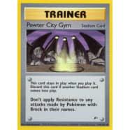 Pewter City Gym - 115/132 Thumb Nail