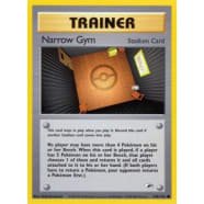 Narrow Gym - 124/132 Thumb Nail