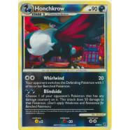 Honchkrow - 15/90 (Reverse Foil) Thumb Nail