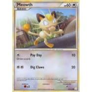Meowth - 75/123 Thumb Nail