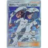 Aether Foundation Employee (Full Art) - SV81/SV94 Thumb Nail