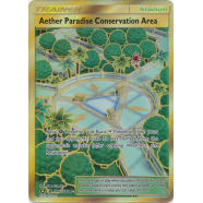 Aether Paradise Conservation Area (Secret Rare) - SV87/SV94 Thumb Nail