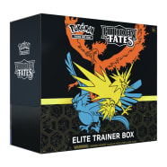 Pokemon - Hidden Fates Elite Trainer Box Thumb Nail