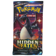 Pokemon - Hidden Fates Booster Pack Thumb Nail