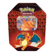Pokemon - Hidden Fates Tin - Charizard-GX Thumb Nail