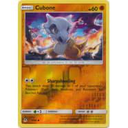 Cubone - 37/68 (Reverse Foil) Thumb Nail