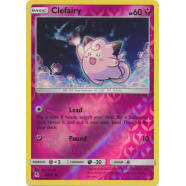 Clefairy - 38/68 (Reverse Foil) Thumb Nail