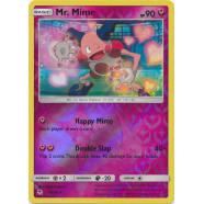 Mr.Mime - 43/68 (Reverse Foil) Thumb Nail
