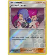 Jessie & James - 58/68 (Reverse Foil) Thumb Nail