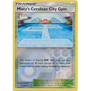 Misty's Cerulean City Gym - 61/68 (Reverse Foil) Thumb Nail