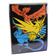 Pokemon - Hidden Fates Moltres & Zapdos & Articuno Sleeves - 65 Ct. Thumb Nail
