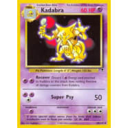 Kadabra - 49/110 Thumb Nail