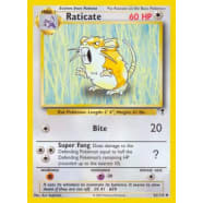 Raticate - 61/110 Thumb Nail