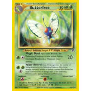 Butterfree - 19/75 Thumb Nail