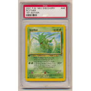 Scyther - Graded Neo Discovery First Edition 46/75 Thumb Nail