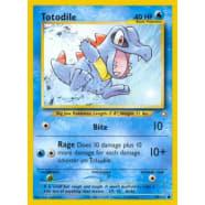 Totodile - 80/111 Thumb Nail