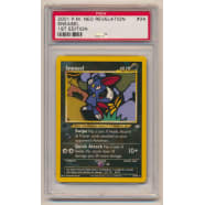 Sneasel - Graded Neo Revelation First Edition 24/64 Thumb Nail