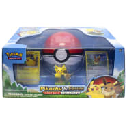 Pokemon - Pikachu & Eevee Poke Ball Collection Thumb Nail