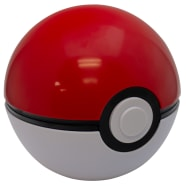 Pikachu & Eevee Poke Ball Deck Box Thumb Nail