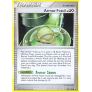 Armor Fossil - 119/127 Thumb Nail