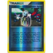 Power Spray - 117/127 (Reverse Foil) Thumb Nail