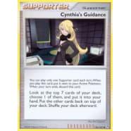Cynthia's Guidance - 136/147 Thumb Nail