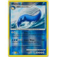 Wailord - 47/147 (Reverse Foil) Thumb Nail