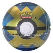 Pokemon - Fall 2019 Poke Ball Tin - Quick Ball Thumb Nail