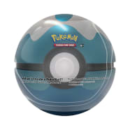 Pokemon - Spring 2020 Poke Ball Tin - Dive Ball Thumb Nail